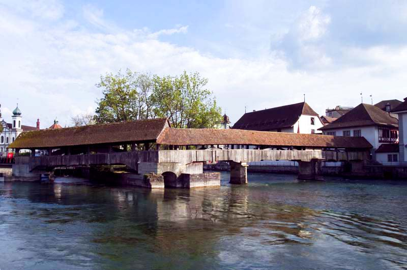 Spreuer Bridge