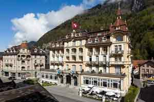 Hotel Royal St. Georges Interlaken MGallery by Sofitel Image