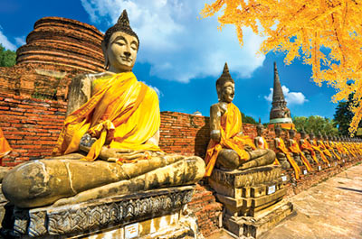Full Day Historical Ayutthaya & Cruise with lunch 7:00 AM Thumbnail