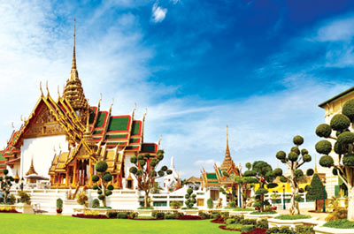 Half Day Grand Palace & Emerald Buddha Thumbnail