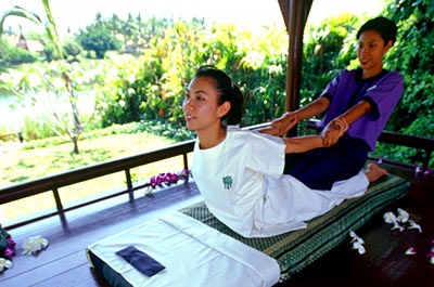 Traditional Thai Massage Thumbnail