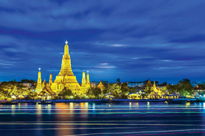Chao Phraya River Cruise with dinner Thumbnail