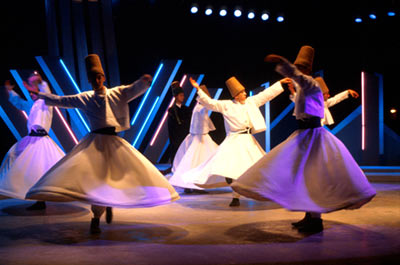 Whirling Dervishes Performance Thumbnail