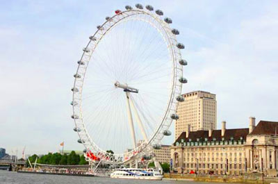 The London Eye with Fast Track Entry Thumbnail
