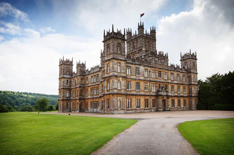 Gb Tours Downton Abbey