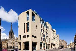 G&V Royal Mile Hotel Edinburgh Image