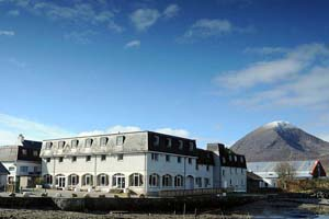 Dunollie Hotel Skye Image