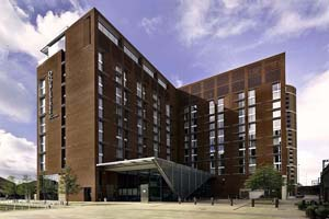 DoubleTree by Hilton Leeds City Centre Image