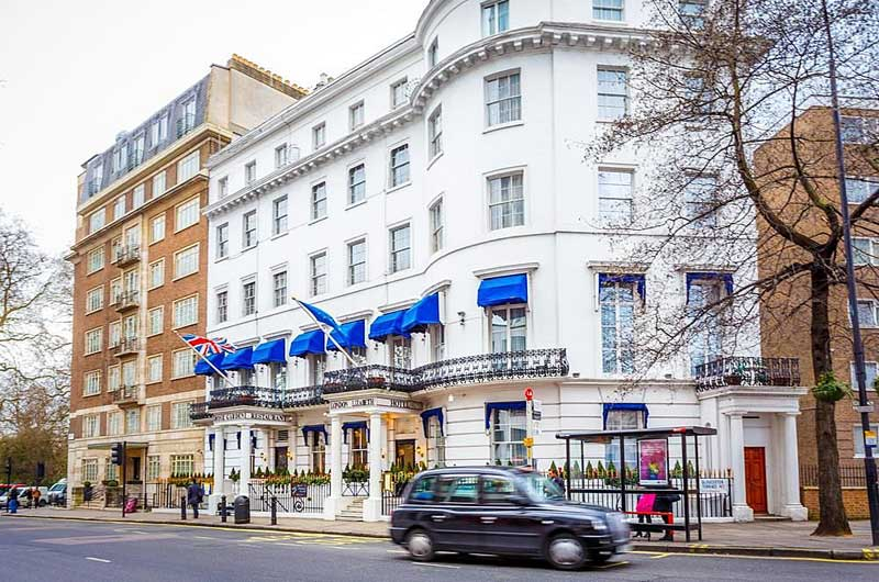 London Elizabeth Hotel Lancaster Terrace