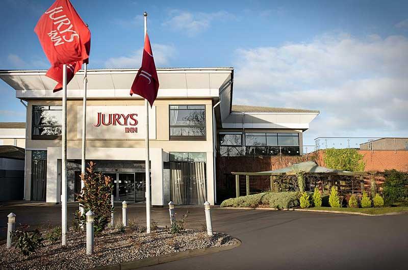Jurys Inn Oxford Restaurant