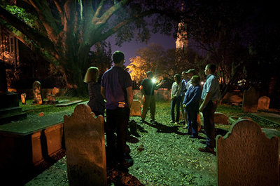 Charleston Ghost & Graveyard Walking Tour Thumbnail
