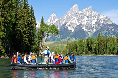 Snake River Scenic Float with lunch Thumbnail