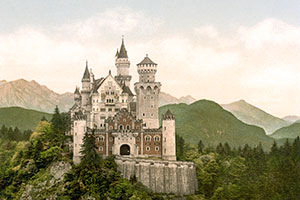 Full Day Oberammergau & Neuschwanstein Tour Thumbnail