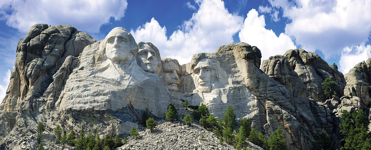 Mount Rushmore National Park