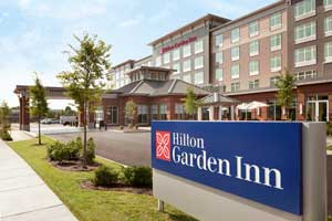 Hilton Garden Inn Boston Logan Airport Image