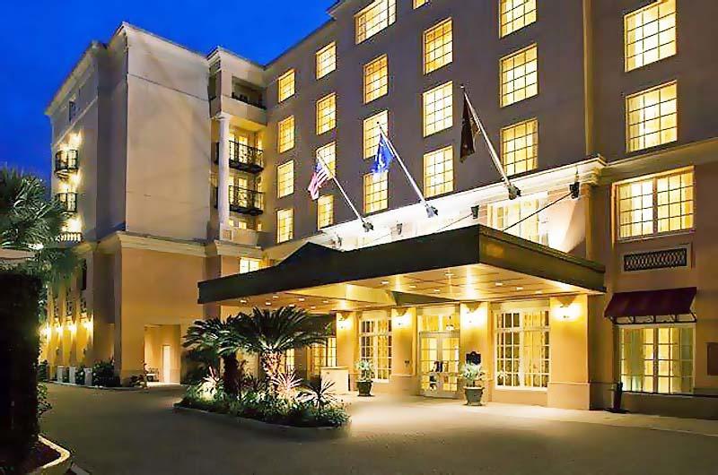 The Charleston Place Hotel Restaurant