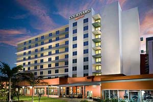 Courtyard by Marriott Miami Airport Image