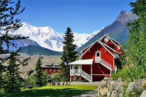 Kennicott Glacier Lodge Image