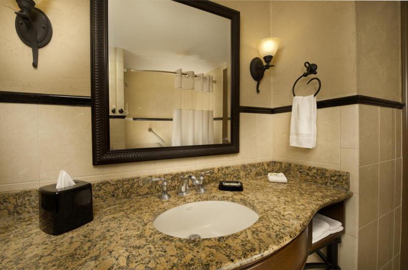 Drury Plaza San Antonio Riverwalk Gate Travel More Of The - Bathroom sinks san antonio