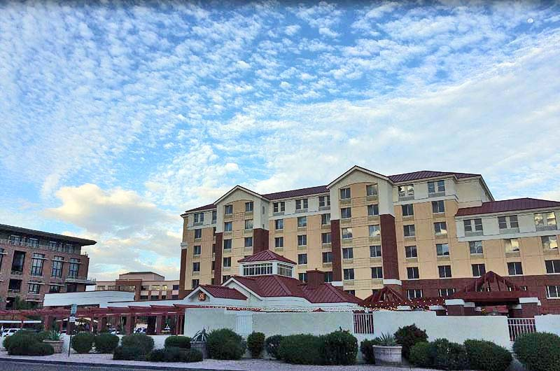 Superior Hilton Garden Inn Scottsdale Old Town Scottsdale, AZ, United States.  Previous Next. Hotel Image ...