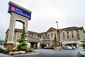 Hilton Garden Inn Salt Lake City Downtown Image