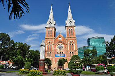 Half Day Ho Chi Minh City Tour Thumbnail