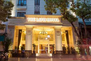 The Lapis Hotel Image