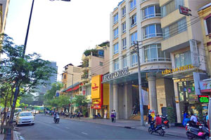 Liberty Central Saigon Centre Hotel Image