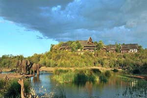 Victoria Falls Safari Lodge Image